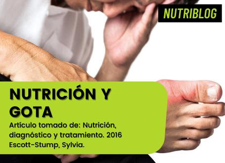 Nutrición y gota