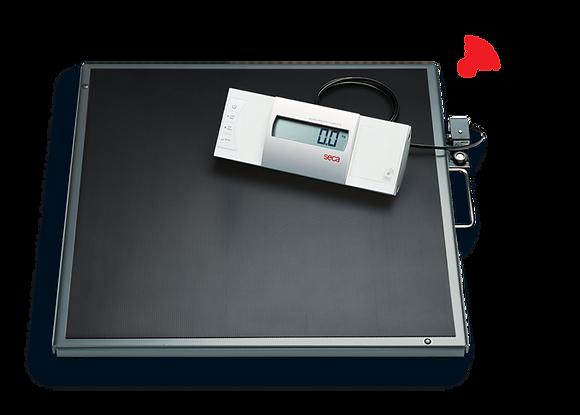 SECA 634 Báscula digital de plataforma  y adiposidad inalámbrica 360kg
