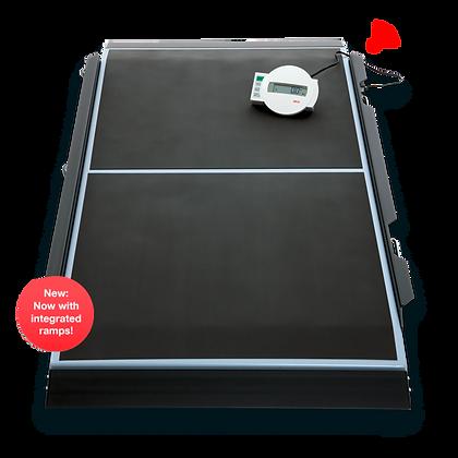 SECA 656 Báscula digital de plataforma para camillas 360 kg