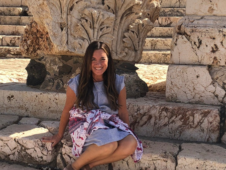 """""""I am Ruined!""""  How to enjoy the historical and archeological sites of Israel"""