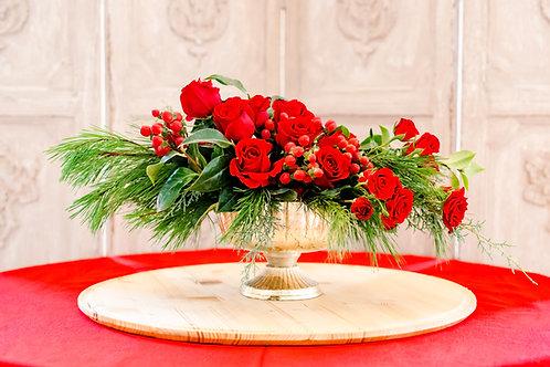 Christmas Tradition Centerpiece