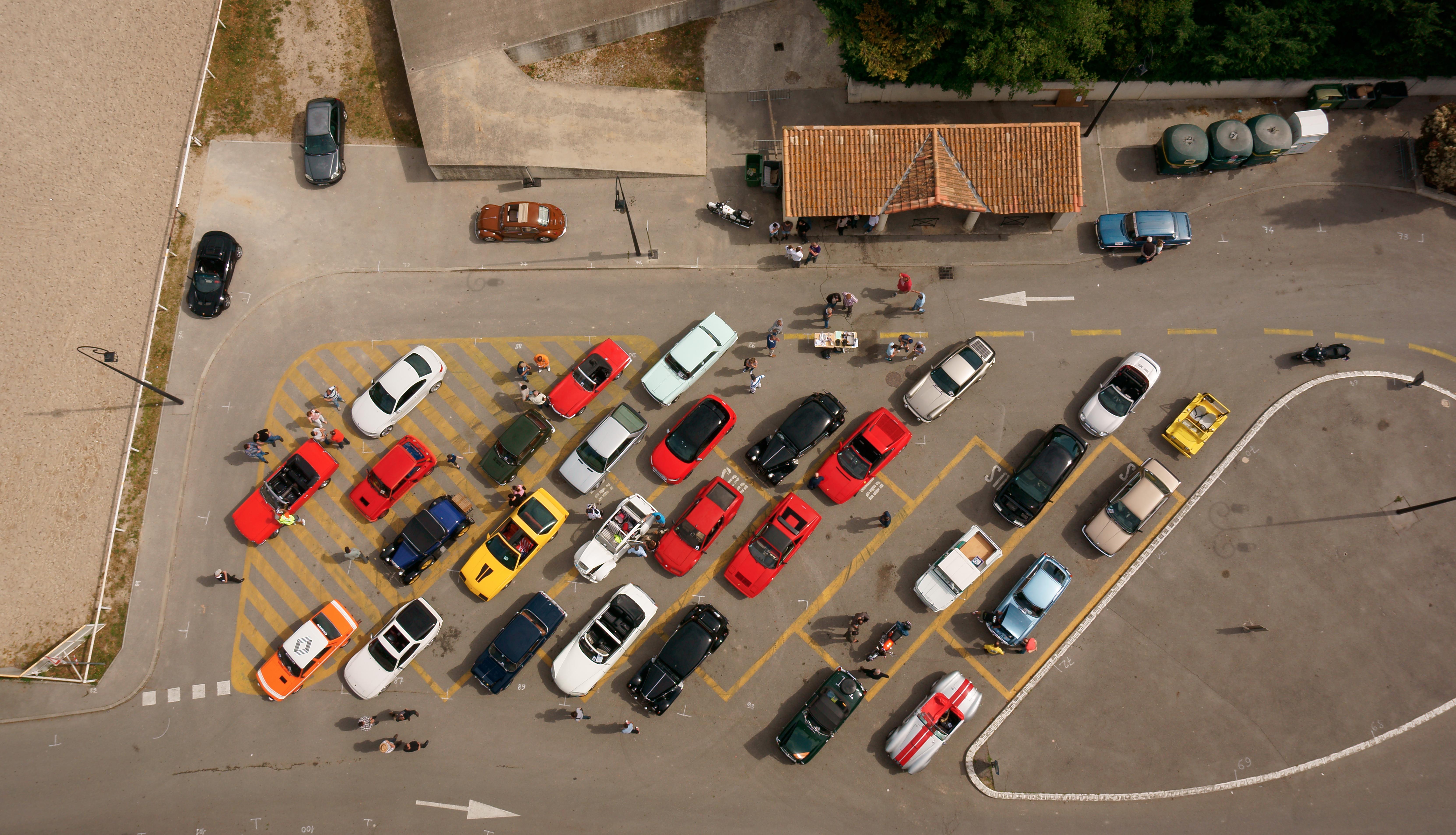 Vertical voitures