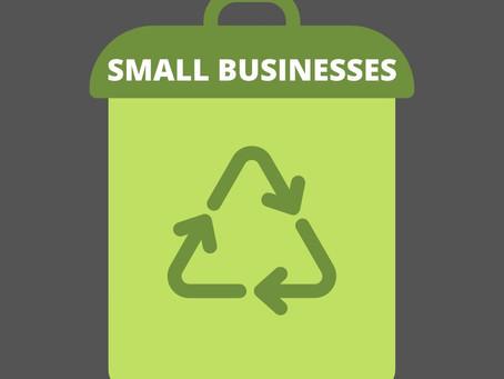Start a Small Business Recycling Program