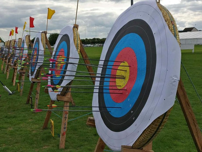 Selby archers club competition
