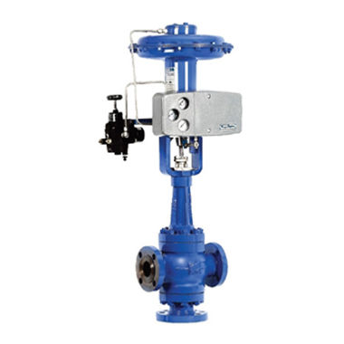 Control Valves_Three Way Globe Control V