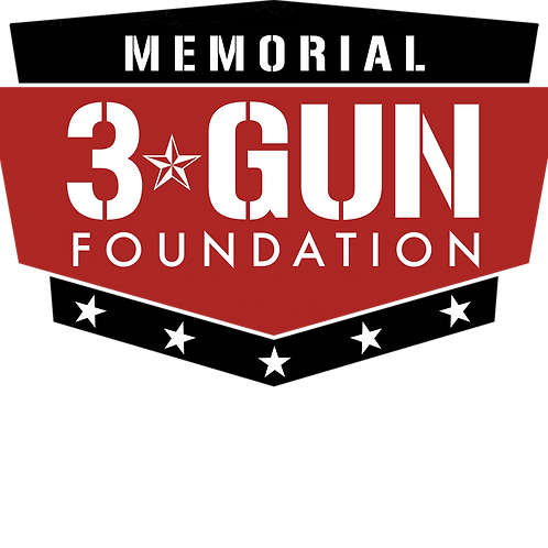 Memorial 3 Gun Foundation Sticker