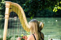 Harfenunterricht Hamburg Zoe Winter