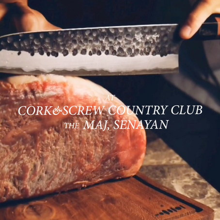 Event | Presented by Cork & Screw Country Club Jakarta
