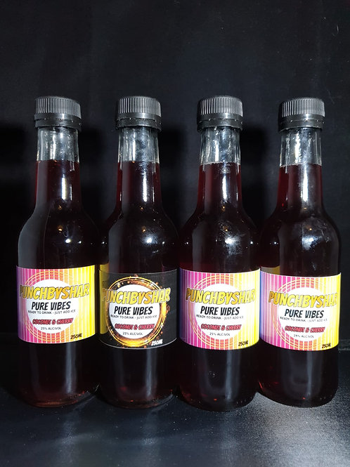 Punch by Shar 250ml - Coconut & Cherry