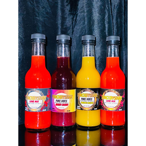 Punch by Shar - 250ml (Premium Flavours)