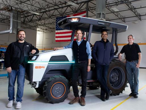 ロバート・モンダヴィの孫が自動運転EVトラクターを開発する理由