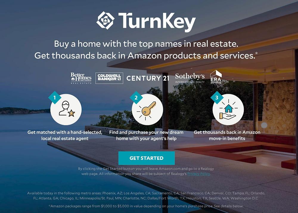 Amazon-TurnKey-global tech