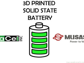 Reasons why Japanese Auto Parts Tier1  Invested in 3D Printed Solid-State Battery