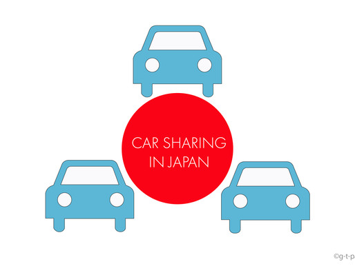 Some Car-Sharing Customers in Japan Do not Drive at all