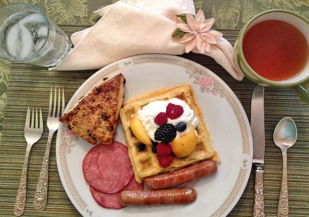 breakfast-waffles