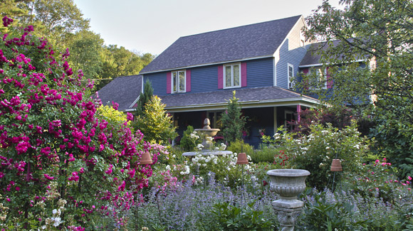 Tiffany Gardens B&B