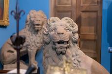 Antique Lions