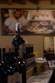 GustaPizza Wine