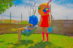 Bluezilla and L'Orange's Life Together 3 (Photo courtesy of @davesolophoto)