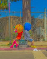 Bluezilla and L'Orange's Life Together 2 (Photo courtesy of @davesolophoto)