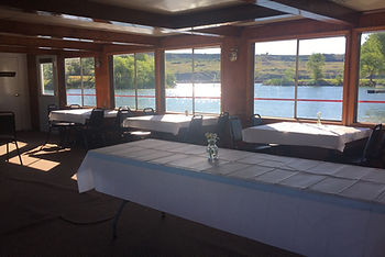 Book your special event and charter our river boat.