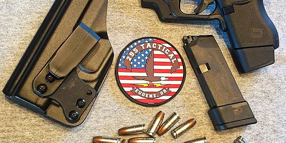 Oregon Concealed Carry and Gun Safety Class - Wednesday evening