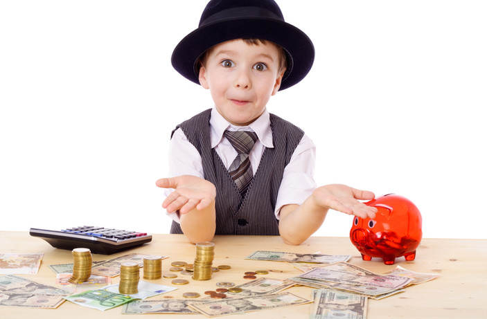How to teach kids about financial literacy from the get-go?