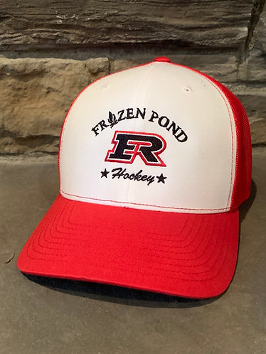 FPH Elk River Hockey Trucker Hat Version 2.0 - Red