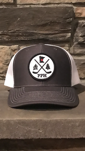Frozen Pond Hockey Outdoors Hat