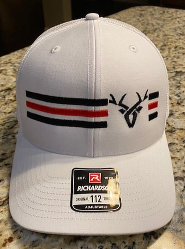 FPH Elk River Hockey Truck Hat Version 4.0 - White