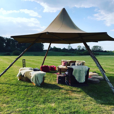 Field Hire for Suffolk Wedding