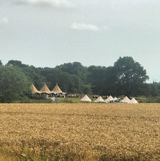 From across the fields you can spot Jasm