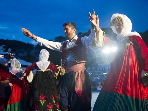 Η ΑΛΟΝΝΗΣΟΣ ΣΤΟ ΡΥΘΜΟ ΤΟΥ 4ου φεστιβάλ παραδοσιακών χορών