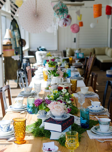 Mad Hatter Tea Party - Franklin, TN