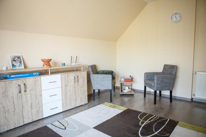 Csoport- és családkonzultációs szoba