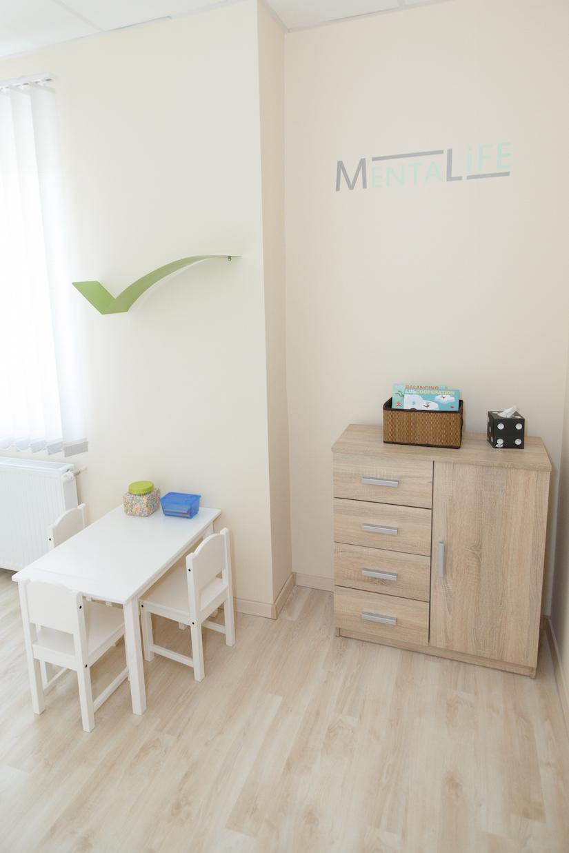 Logopédus és fejlesztő szoba