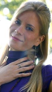 Professional Woman Sitting