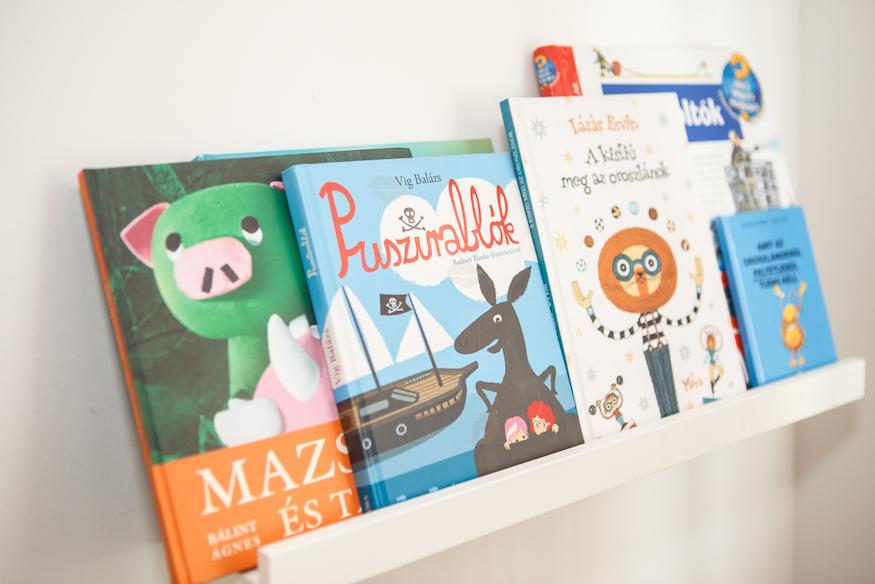 Gyerek könyvek