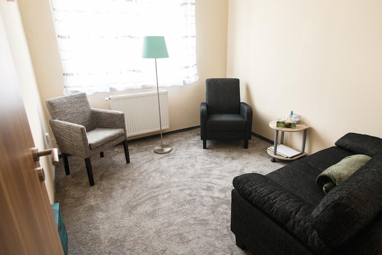 Pszichológus szoba