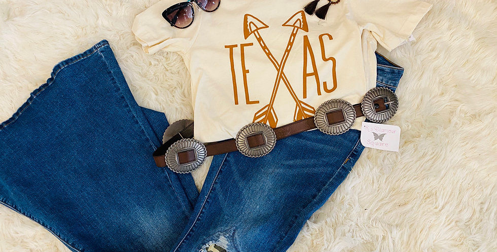 Texas Crossed Arrows
