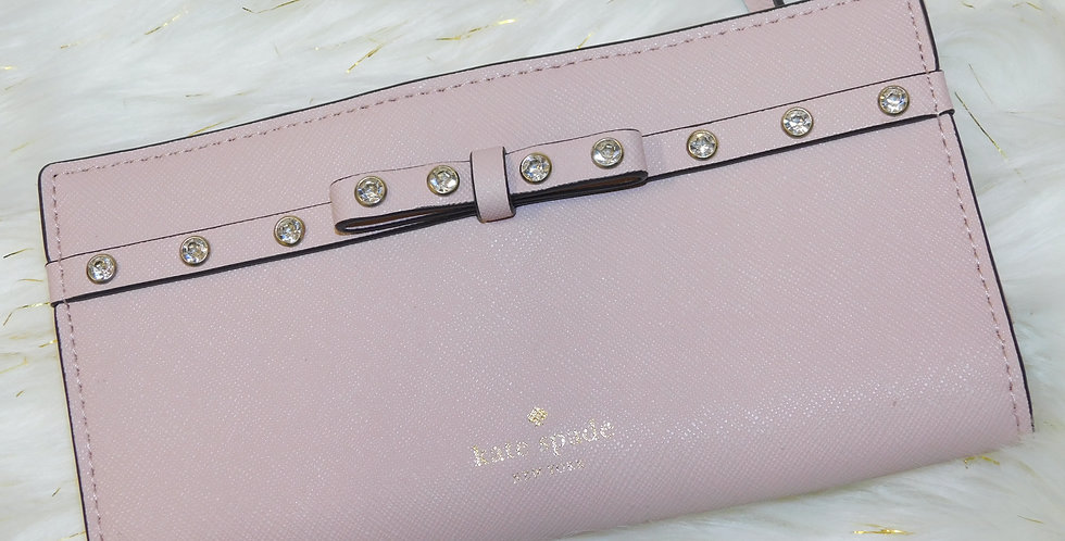 Stacy Jeweled Kate Spade Wallet
