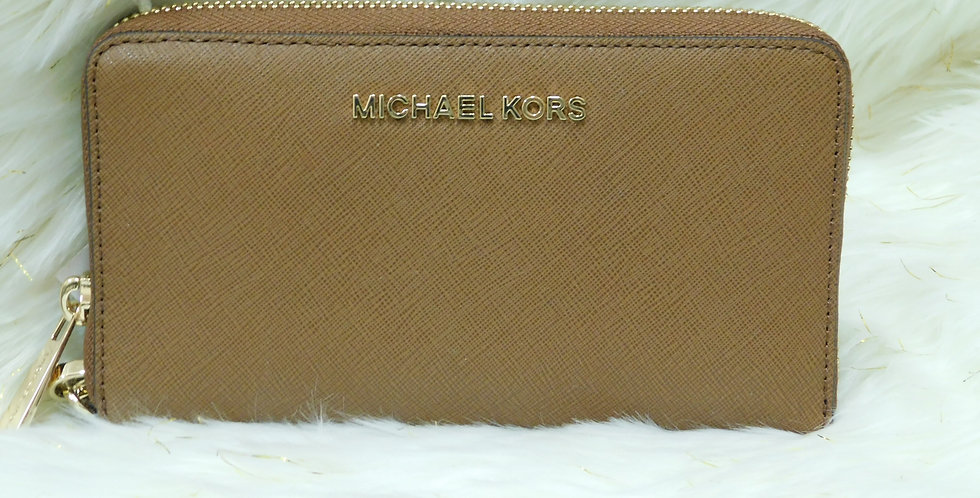 Jet Leather Michael Kors
