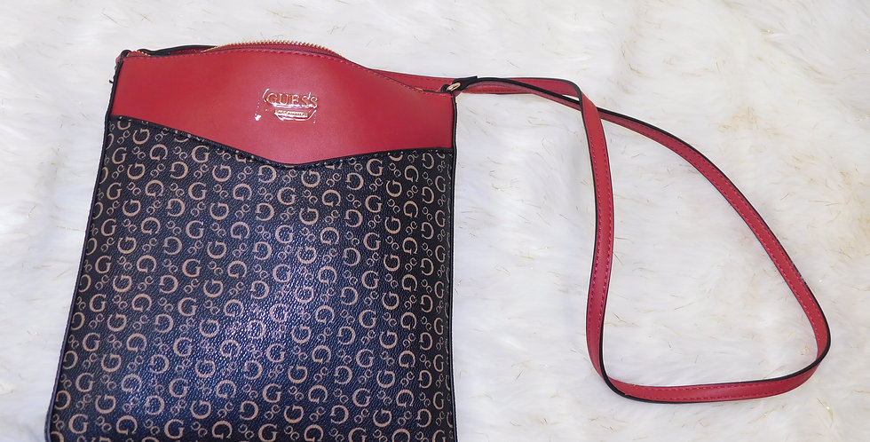 Guess Logo Crossbody