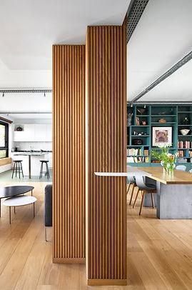 Rénovation projet appartement Paris