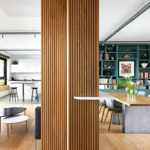 Transformation de bureaux en appartement // Paris