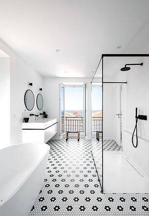 rénovation salle de bain design