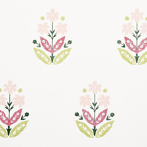 FLOWERET PAPERWEAVE