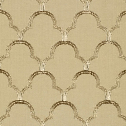 SCALLOP EMBROIDERY