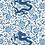 Thumbnail: CHI'EN DRAGON LINEN PRINT - SC 0004 16558