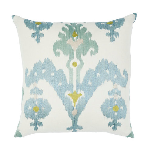 "Raja Embroidery 22"" Pillow -  SO6581106"